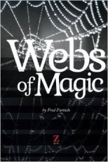 Capa de Webs of Magic