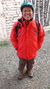 Hélio em Punta Arenas