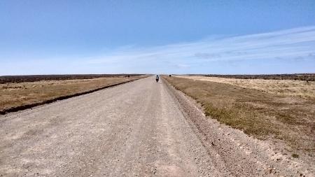 39 km no meio do nada